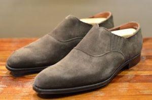 Sapato Side Gore estilo esporte fino