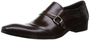 lucius-leather-men-s-slip-on-oxford-loafers-dress-shoes-side-gore-lizard-emboss-embossing-black-coffee_6140858