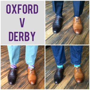 Oxford versus Derby