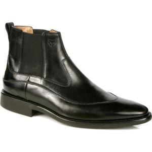 Sapato Side Gore estilo butina