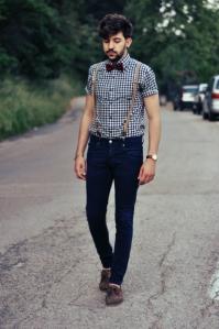 """Você pode usar uma gravata """"diferente"""" se quiser ousar e se diferenciar 057726018f4"""