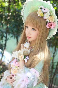 hime-橘玄叶-lolita