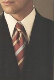 A gravata atual