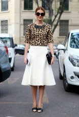 Leopard-print-and-white-midi-skirt