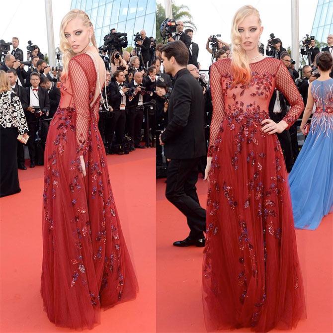 Cannes 2016 Tanya Dyagileva