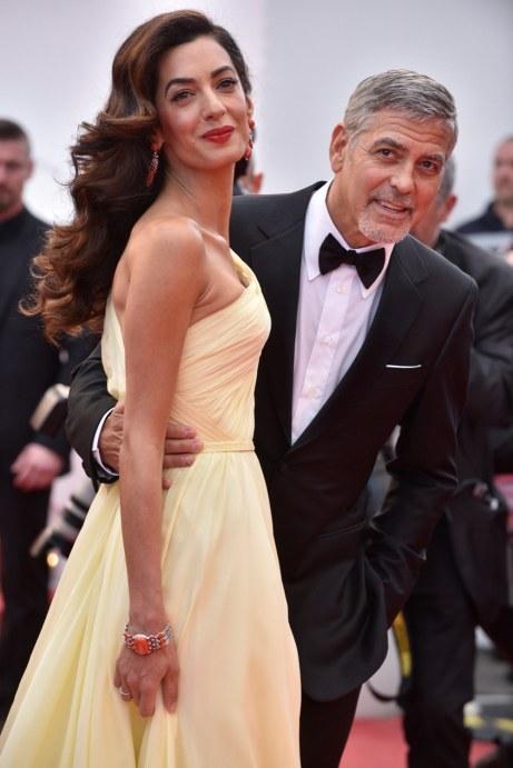 George Clooney, em Cannes 2016, Money Monster