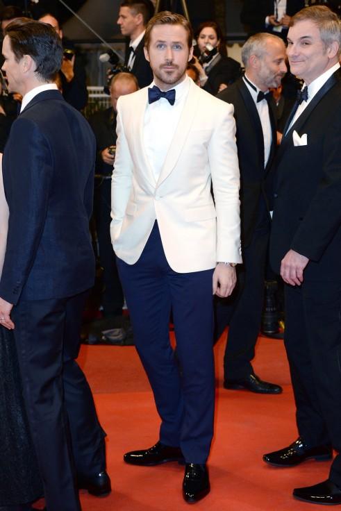 Ryan Gosling em Cannes 2016, The Nice Guys