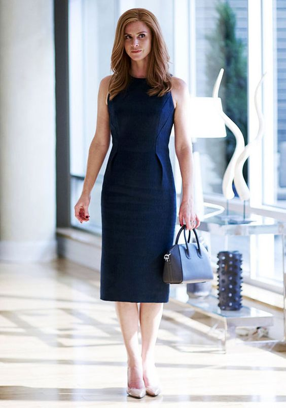Sarah Rafferty, Donna Paulsen, Suits