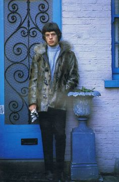 Mike Jagger, Londres, 1965
