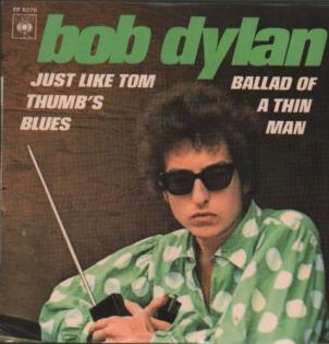 Bob Dylan - Just Like Tom Thumb's Blues, 1965.