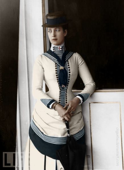 Rainha Alexandra1870-1900