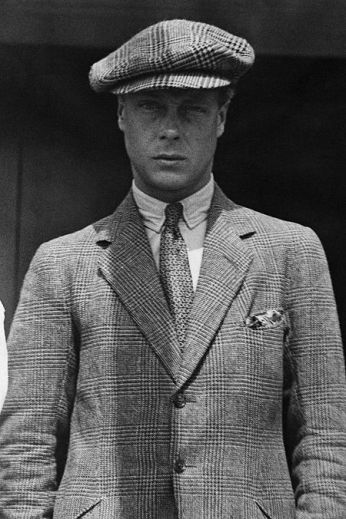 Príncipe Edward VIII, 1934 - Vogue