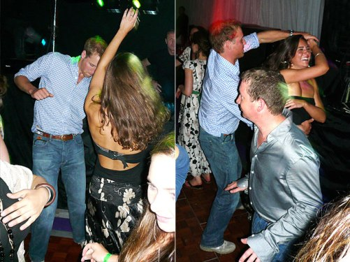 Kate e William na balada
