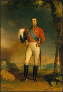Duque de Wellington, 1829.
