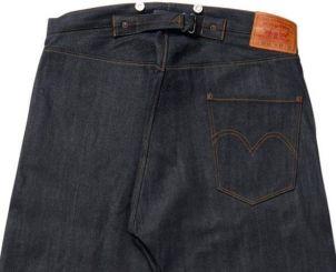 Jeans Levis original de 1890.