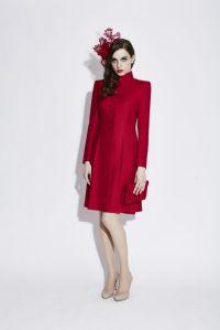 Vestido Casaco Coat Dress