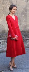 Vestido Casaco